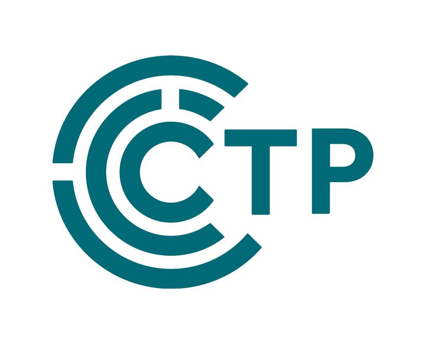 Customer Touch Point Logo Design - Number Violet