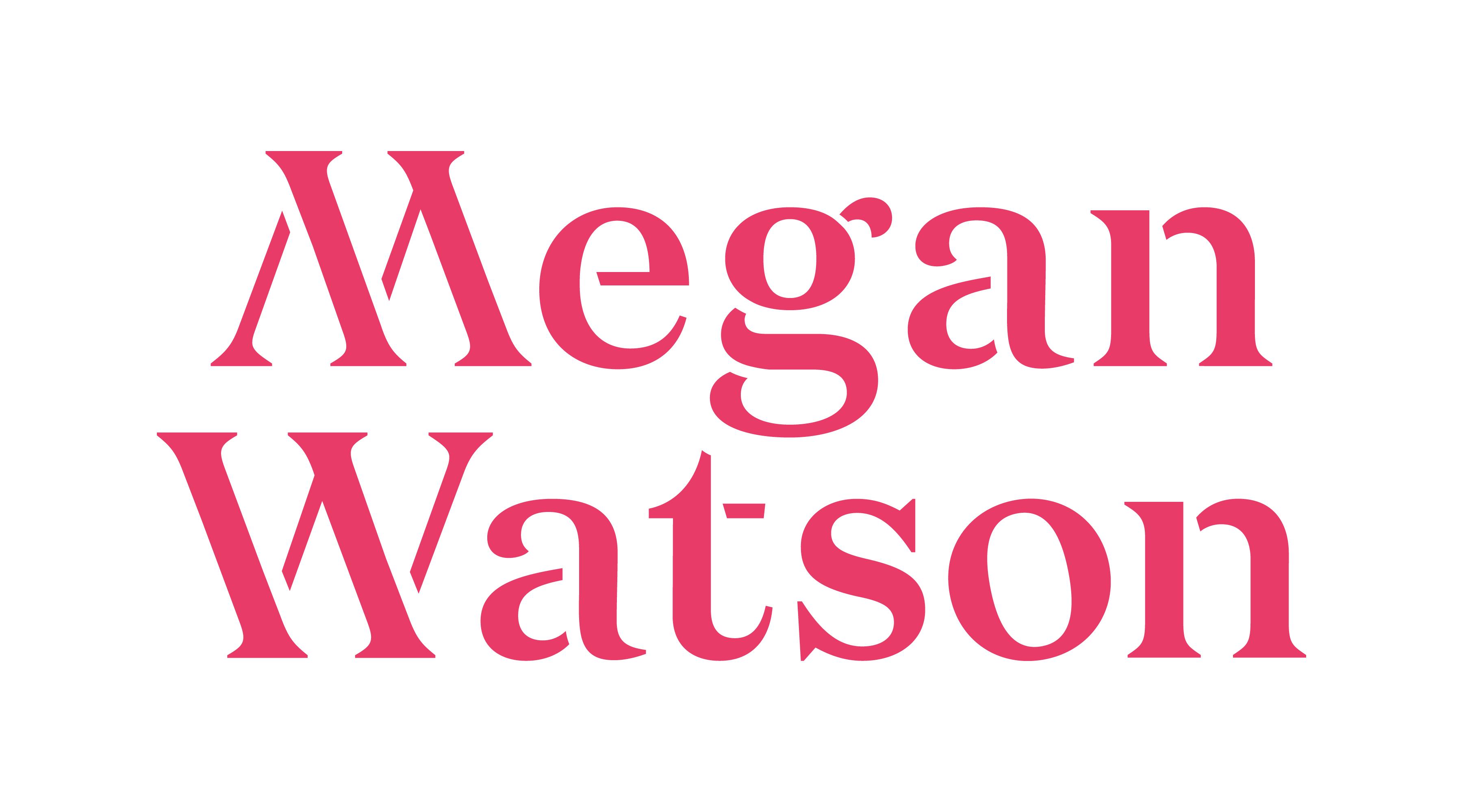 Visual Identity - Megan Watson