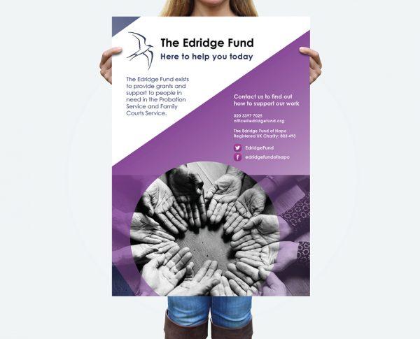 Number Violet Design for Union Fund