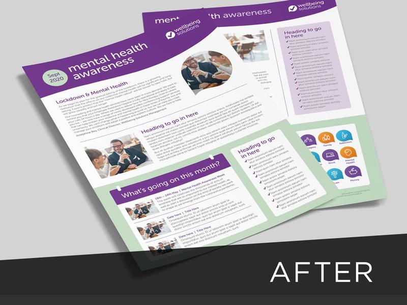 Wellbeign-Solutions-Newsletter-Design---Number-Violet